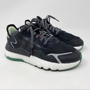 Adidas x 3M Nite Jogger Carbon Running Shoes